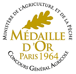 MEDAILLE-or-GENERAL-AGRICOLE-1964