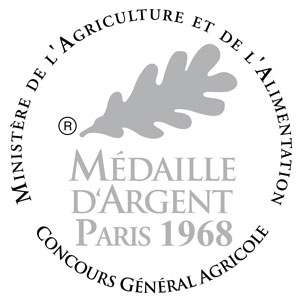 Medaille argent_1968