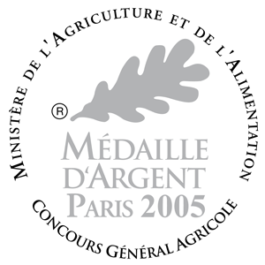 Medaille argent_2005